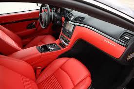 pink maserati interior 2016 maserati granturismo review carrrs auto portal