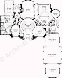 Luxury Mansion House Plan First Floor Floor Plans 390 Best Big Big House Images On Pinterest Home Plans House