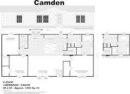 camden floor plan wayne frier home center of pensacola pensacola fl camden