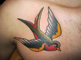 sparrow tattoo on shoulder meaning deep meaning of a sparrow tattoo inkdoneright