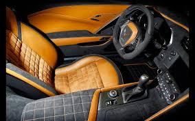 Custom Corvette Interior Prior Design Custom Corvette Stingray Based On Chevrolet