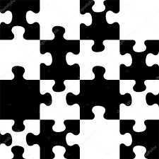 vector seamless pattern decorative puzzle pattern interior