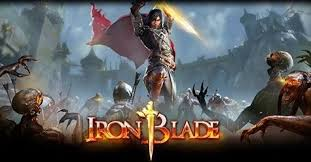 blade apk iron blade legends apk mod obb android