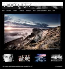 photographers websites photography and photo gallery website software for photographers