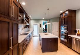 How Kitchen Cabinets Are Made by Beautiful Streamlined Kitchen