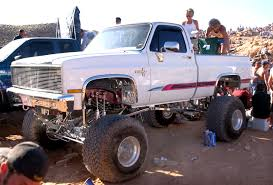 Ford Mud Racing Trucks - chevy chrome job may 2002 ford disco truck of the month off
