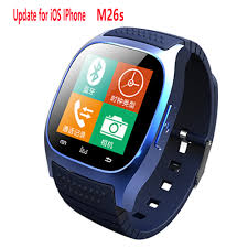 cheap m26s bluetooth smart watch update of m26 truly for apple