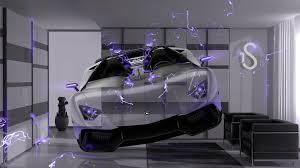 Lamborghini Aventador Neon - lamborghini aventador j fantasy crystal home fly car 2015