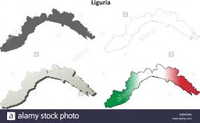 Lombardy Free Map Free Blank by Genoa Map Stock Photos U0026 Genoa Map Stock Images Alamy