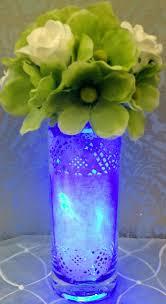 flower arrangements with lights floral arrangement glowing centerpiece idea sugarella sweets