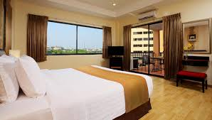 Two Bedroom by Two Bedroom Suite Nova Park Hotel Pattaya