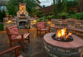 Firepit Area How To Design A Firepit Seating Area Lovetoknow
