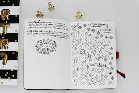 pages from my bullet journal marketing creativity marketing