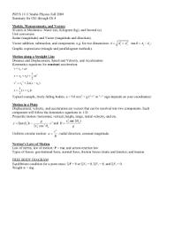 physics classroom worksheets key unit 1