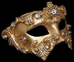 venetian mask colombina baroque mask authentic gold mask venetian mask society