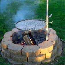 Firepit Grille Backyard Pit Grill Fresh Outdoor Cooking Pit Ideas
