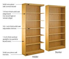 russwood library furniture wood shelving
