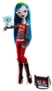 amazon black friday juguetes de disney amazon com monster high ghoulia yelps doll with pet owl sir hoots