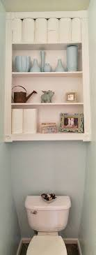 bathroom storage ideas toilet master bath remodel idea paint designs wainscoting and shelves