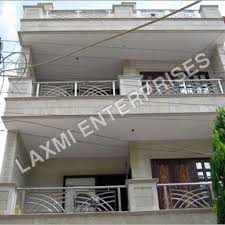 Similar Design Steel Grill Design For Balcony Fachada Portas