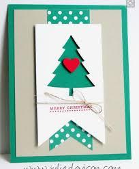 Mini Christmas Tree Crafts - best 25 christmas tree cards ideas on pinterest