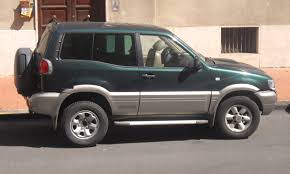 nissan terrano 2004 nissan terrano ii technical details history photos on better