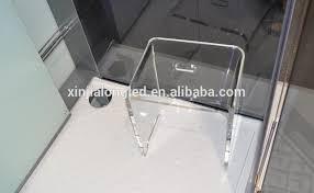 transparent acrylic bathroom stool acrylic shower bench buy