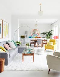 Living Room To Dining Room How To A Living Dining Room Feel Like Separate Spaces