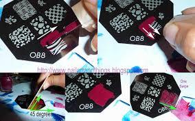 super easy nail art tutorial photo ltgw u2013 easy nail art