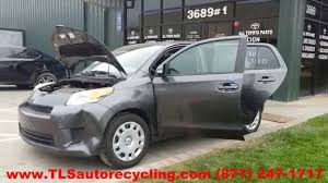 parting out 2009 scion xd stock 4038bk tls auto recycling