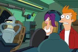 a new futurama episode but it s a podcast horizons