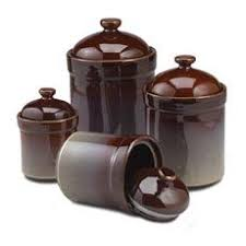 brown canister sets kitchen vintage faux wood canister set chocolate brown roast