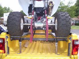 Ford Ranger Truck Bed Dimensions - rack for full size quad in stepside bed ranger forums the