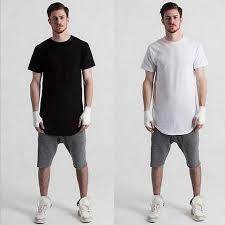 aliexpress buy 2016 new design hot sale hip hop men 2016 t shirt white wholesale extended tshirt mens hip