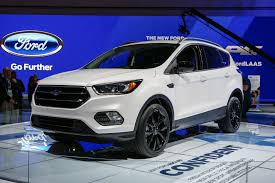 Ford Escape Engine Swap - sport appearance package shows up on 2017 ford escape