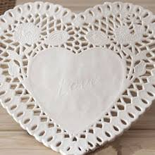 heart shaped doilies compare prices on heart shaped doilies online shopping buy low