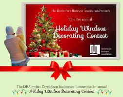 Window Decorating Contest For Christmas by Dba Edmonton Dbayeg Twitter