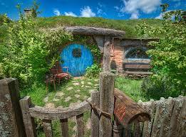hobbit hole hobbit hole caught pixels home art decor 76960