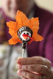 edible turkey crafts