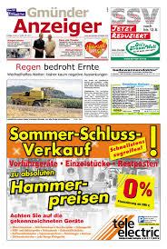 Moderne K Hen Preise Der Gmünder Anzeiger U2013 Kw 28 By Sdz Medien Issuu