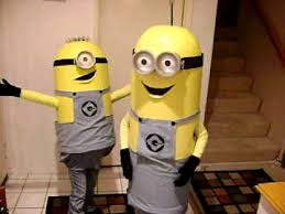 Despicable Minion Costume Despicable Minion Costumes Halloween 2010