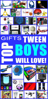 gifts for tween gifts tween boys will