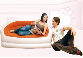 Bean Bag Sofa Bed by Ec Double Jilong Inflatable Sofa Single Seat Cushion Beanbag Sofa
