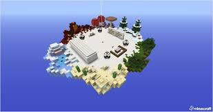 Flag Minecraft Raise The Flag Biome Runners Map Minecraft 1 12 2