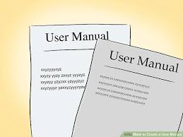 word manual template 5 free word documents download