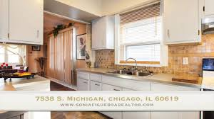 7538 south michigan for sale historic chicago bungalow