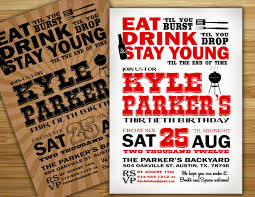 40th birthday photo invitations free printable invitation design