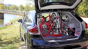 Subaru Forester Bike Rack by Steepgrade Bike Racks