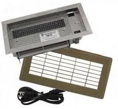 air duct assist fan floor register booster fan tjernlund rb booster fan