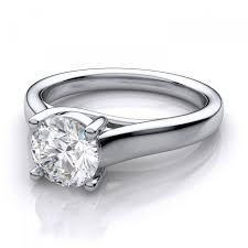 ring settings without stones jewelry rings engagement ring settings trellis solitaire platinum